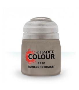 Citadel Base - Runelord Brass