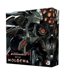 Neuroshima Hex 3.0! Rok Molocha (przedsprzedaż)