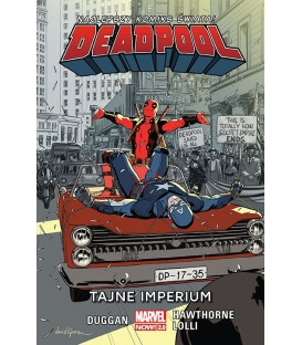 Deadpool. Tajne imperium. Tom 10