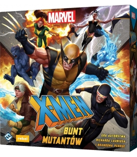 X-Men: Bunt mutantów