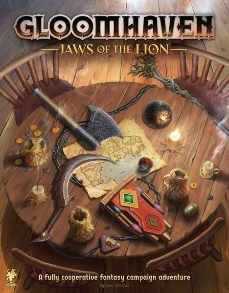 Gloomhaven - Jaws of the Lion (edycja angielska)