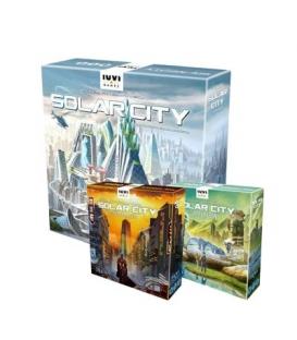 Solar City - duży zestaw + gratisy