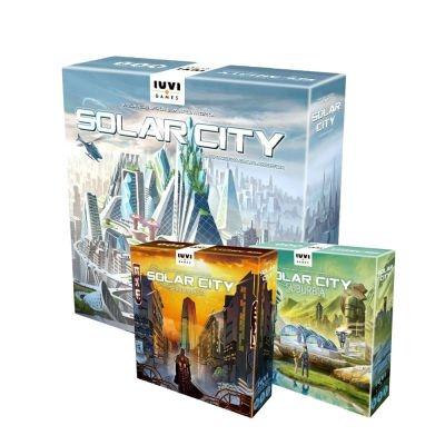 Solar City (edycja polska) - duży zestaw + gratisy