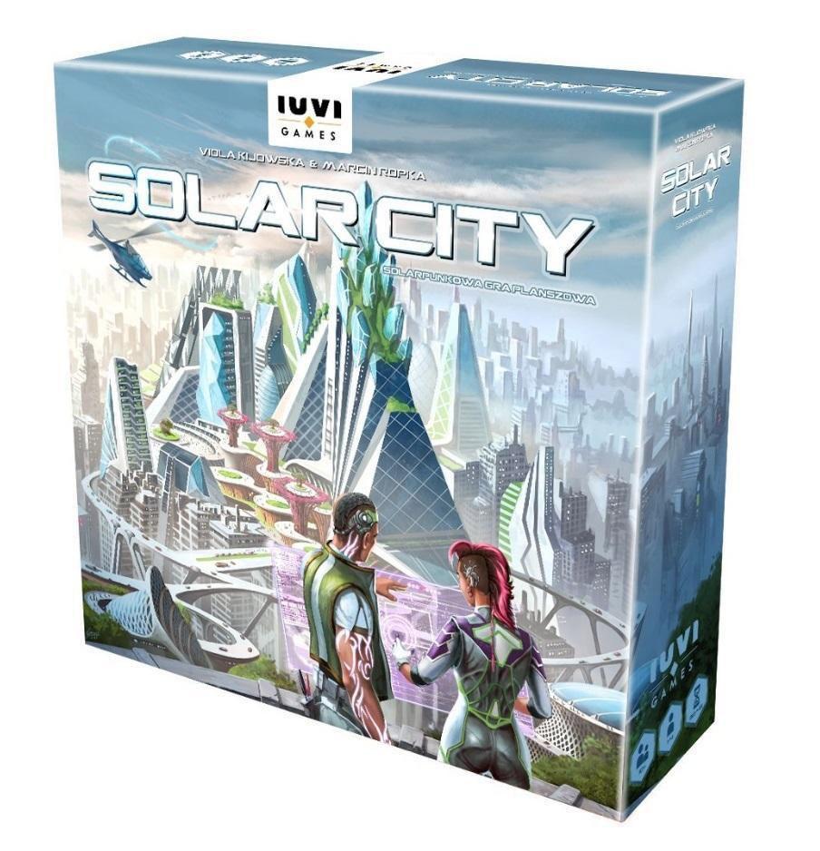 Solar City (edycja polska) + gratis