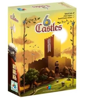 6 castles (edycja angielska)