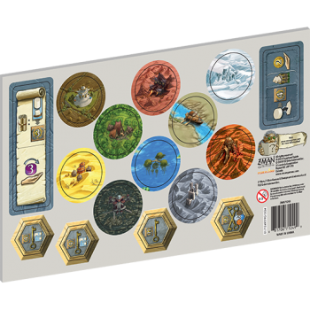Terra Mystica: Mini Expansion 1