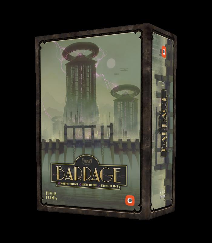 Barrage (edycja polska) (Gra uszkodzona)