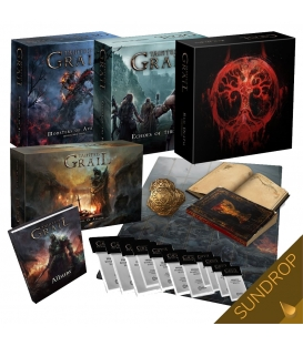Tainted Grail: The Fall of Avalon - Grail (polska edycja Kickstarter) Sundrop + Niamh