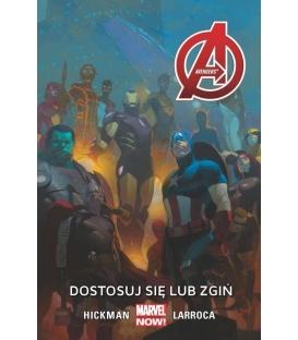 Avengers. Dostosuj się lub zgiń. Tom 5