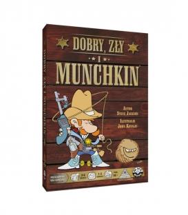 Dobry, Zły i Munchkin (gra używana)