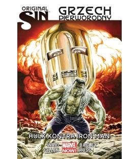 Original Sin – Grzech pierworodny: Hulk kontra Iron Man