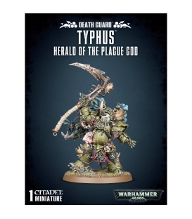 Warhammer 40000: Typhus - Herald of the Plague God