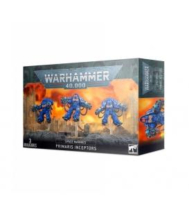 Warhammer 40000: Primaris Inceptors