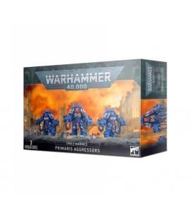 Warhammer 40000: Primaris Aggressors