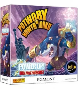 Potwory w Nowym Jorku: Power Up! Doładowanie (gra używana)