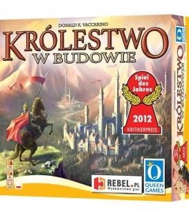 Królestwo w Budowie (gra używana)