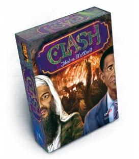 Clash: Jihad vs. McWorld (gra uszkodzona)