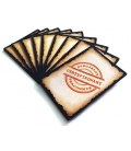 Viticulture Toskania: Promocyjne karty pracowników