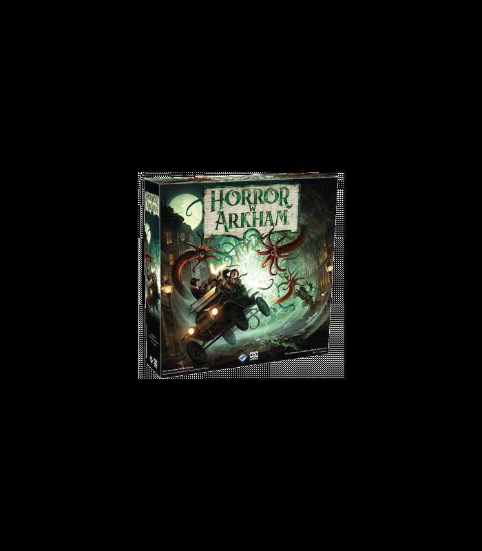 Horror w Arkham 3. edycja (gra używana)