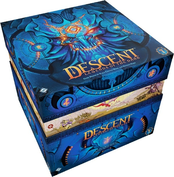 Descent: Legends of the Dark (edycja polska) (przedsprzedaż)