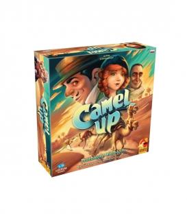 Camel Up: Przebiegłe Wielbłądy (gra uszkodzona)