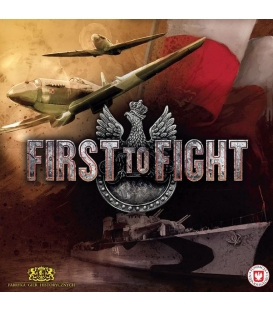 First To Fight (edycja polska) (gra uszkodzona)