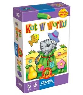Kot w Worku: Gry i Zabawy Smoka Obiboka (gra uszkodzona)