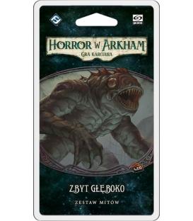 Horror w Arkham LCG: Zbyt Głęboko (przedsprzedaż)