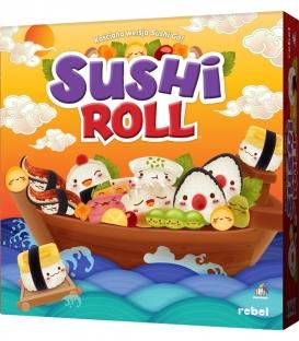 Sushi Roll (edycja polska) (gra używana)