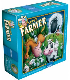 Super Farmer DeLux (z drewnianymi figurkami)