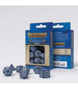 Zestaw Kości RPG Pathfinder Hell's Rebels