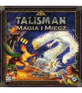 Talisman: Magia i Miecz - Miasto (druga edycja polska) (gra uszkodzona)