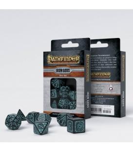 Zestaw Kości RPG Pathfinder Iron Gods