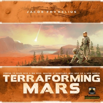 Terraforming Mars (edycja angielska)