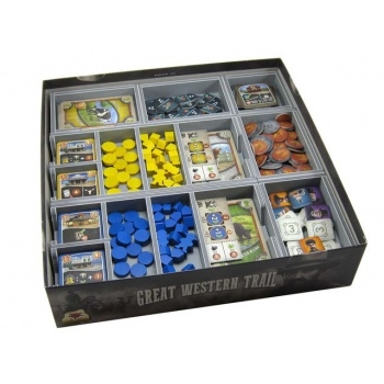 Great Western Trail Insert V2 (Folded Space)
