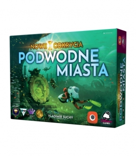 Podwodne Miasta: Nowe Odkrycia (gra uszkodzona)