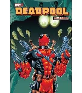 Deadpool Classic. Tom 3