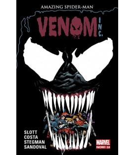 Amazing Spider-Man. Globalna sieć: Venom Inc. Tom 8