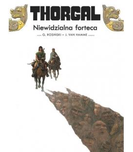 Thorgal Niewidzialna forteca