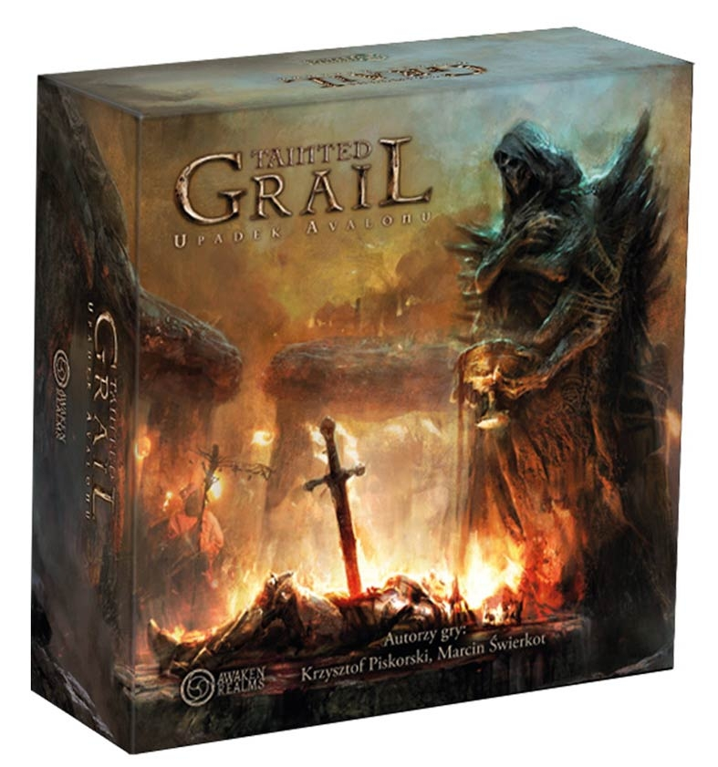 Tainted Grail: Upadek Avalonu (edycja polska) + Steam- Tainted Grail: The Fall of Avalon