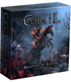 Tainted Grail: Monsters of Avalon (przedsprzedaż)