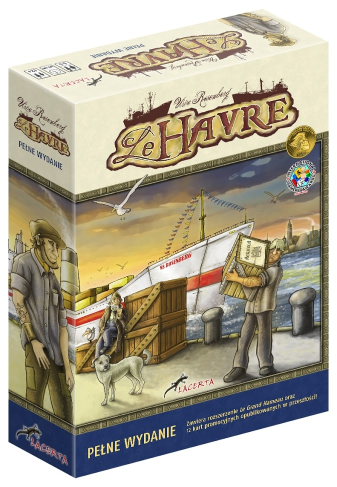Le Havre (edycja polska) + Le Grand Hameau