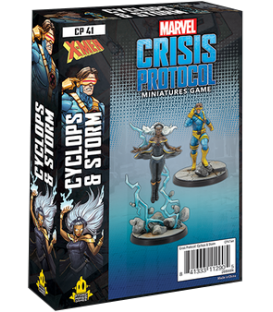 Marvel: Crisis Protocol - Storm & Cyclops
