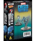 Marvel: Crisis Protocol - Beast & Mystique