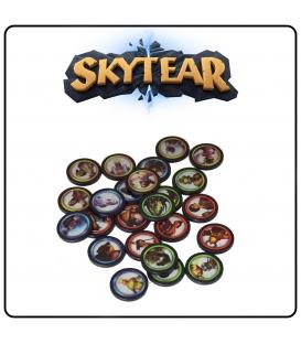 SKYTEAR – Pokerowe znaczniki Bohaterów