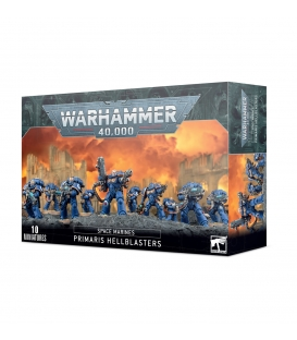 Space Marines: Primaris Hellblasters