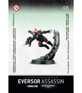 Warhammer 40.000: Eversor Assasin