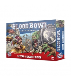 Blood Bowl Second Season Edition + BONUS