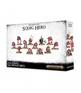 Warhammer Age of Sigmar: Gloomspitze Gitz - Grots