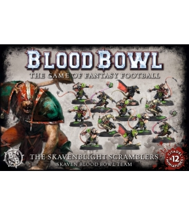 Blood Bowl: The Skavenblight Scramblers - Skaven Blood Bowl Team